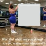 Plus size influencer gets mocked and shamed at the gym 💥👩💥