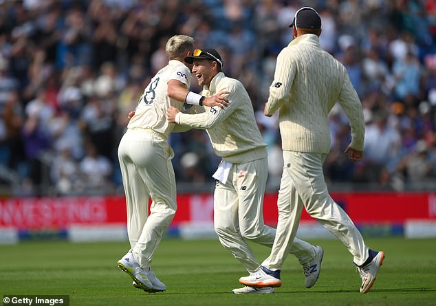 Joe Root and England have clearly learned some lessons from the Lord's loss to India