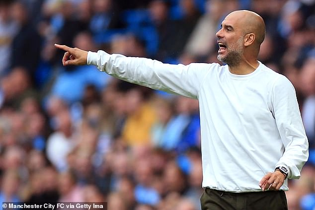 Pep Guardiola has been on the hunt for an elite goalscorer to lead the line for the champions