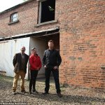 George Clarke unveils incredible transformation of ramshackle stable💥👩💥💥👩💥
