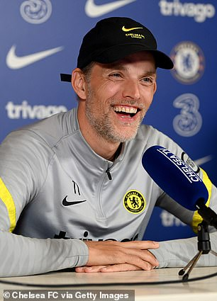 Tuchel is hoping to emulate his European success in the Premier League
