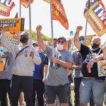Truck drivers across Australia to strike at midnight causing major disruption💥👩💥💥👩💥