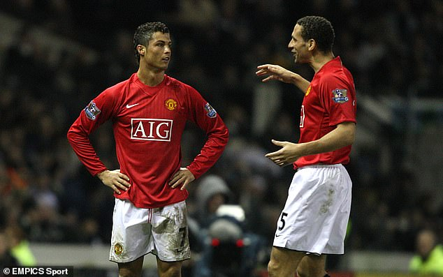 Rio Ferdinand revealed he called up Cristiano Ronaldo about his links to Manchester City