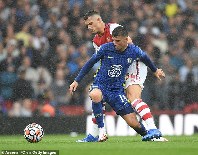 Mason Mount put in impressive performances for England this summer and Chelsea last year
