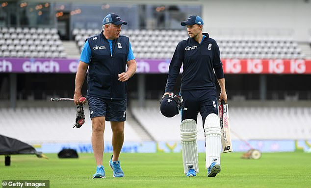 Chris Silverwood and Joe Root must now decide whether Robinson and Jimmy Anderson can cope with the workload