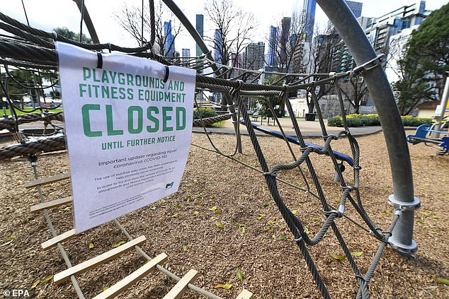Reopening playgrounds, sending Year 12 students back to the classroom, lifting the 9pm to 5am curfew and scrapping the five kilometre travel rule are among the possible changes