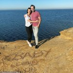 The Block's Bianca Chatfield and Married At First Sight's Mark Scrivens expecting their first baby💥👩💥💥👩💥