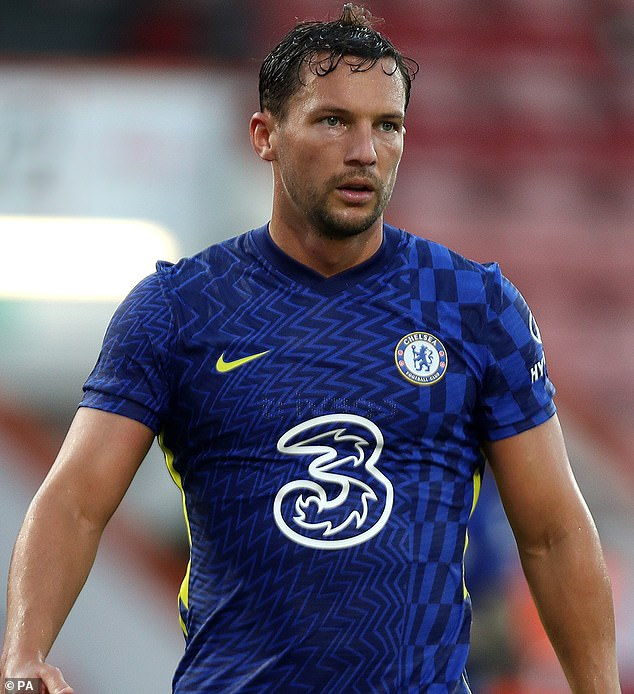 Chelsea's Danny Drinkwater could be set to play his first game in England since February 2020