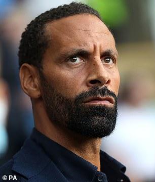Rio Ferdinand has criticised Fred