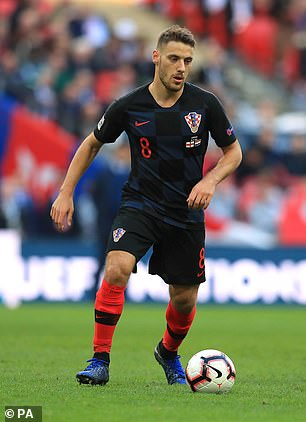 West Ham have announced the signing of Nikola Vlasic on a five-year deal from CSKA Moscow