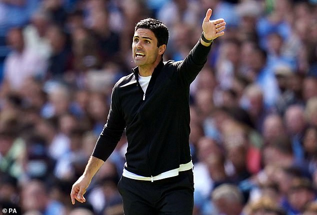 Mikel Arteta has enjoyed a busy summer of business and sales are now expected go through