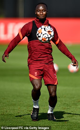 Liverpool signed Naby Keita in 2017 but fans had to wait a year to see him play