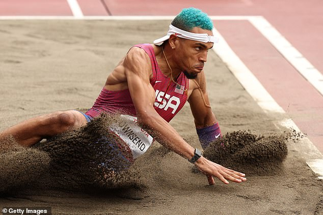 He was left disappointed not to win gold and said he is now 'hungrier' for success at Paris 2024