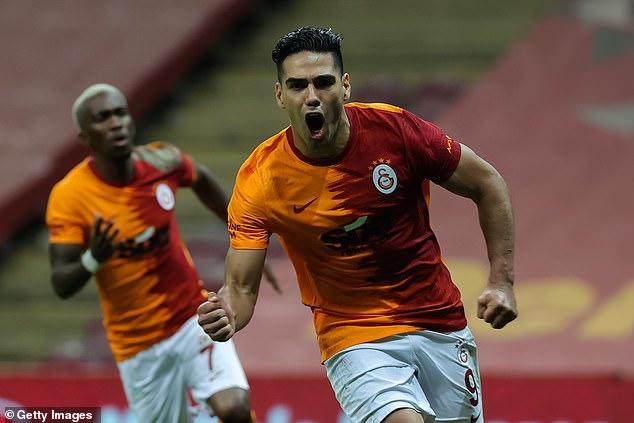 Radamel Falcao is reportedly close to sealing a shock move to LaLiga new boys Rayo Vallecano