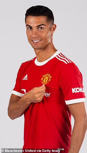 The Red Devils confirmed the incredible move on Tuesday morning, with the five-time Ballon d'Or winner signing a £385,000-per-week