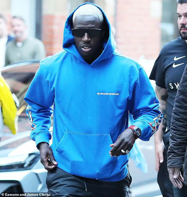 Manchester City footballer Benjamin Mendy reportedly thought he would be housed in a 'VIP wing' when he arrived at HMP Altcourse in Liverpool on Friday