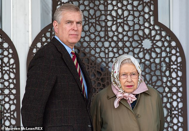 He's being sued over sex abuse allegations in New York, but Prince Andrew is nevertheless deemed fit to represent the countryas a Counsellor of State