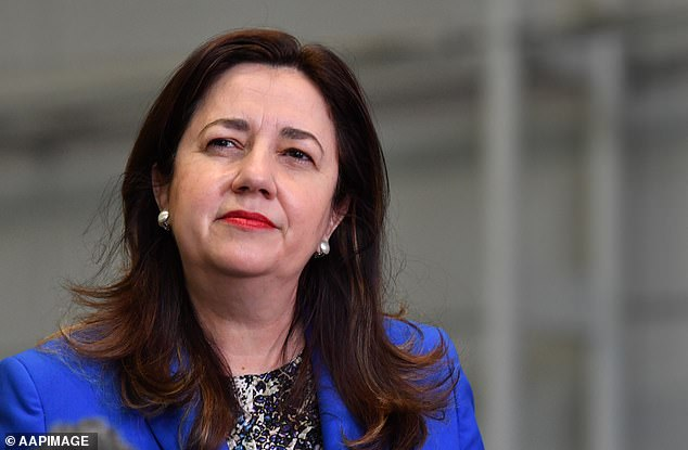 Queensland Premier Annastacia Palaszczuk appears to have backed down on the closure to the state's hotel quarantine program, announcing 50 families will be allowed to return from Saturday, four days ahead of the September 8 date originally given as the end of the pause