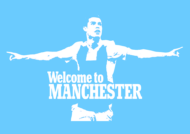 City were offered the chance to sign Ronaldo by his agent and were briefly in pole position