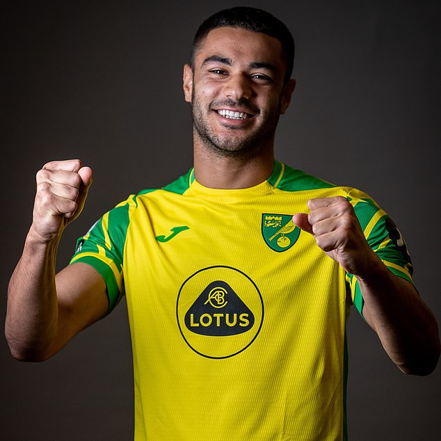The Canaries swooped for Ozan Kabak following his loan spell with Liverpool last season