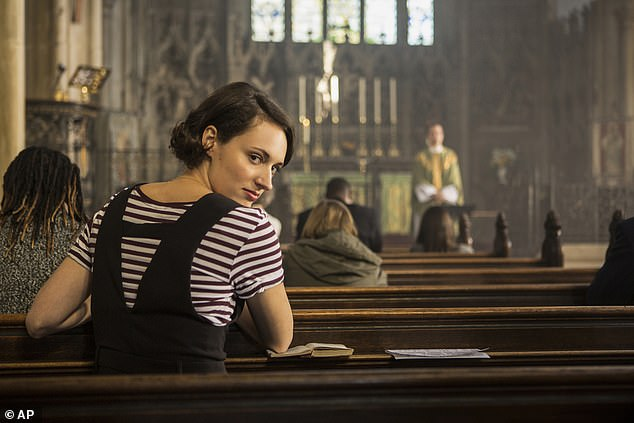 Moving on: Hollywood Reporter said on Monday: 'Sources say that the Fleabag Emmy winner had a different creative vision for the series than Donald Glover' (pictured in Fleabag in 2016)