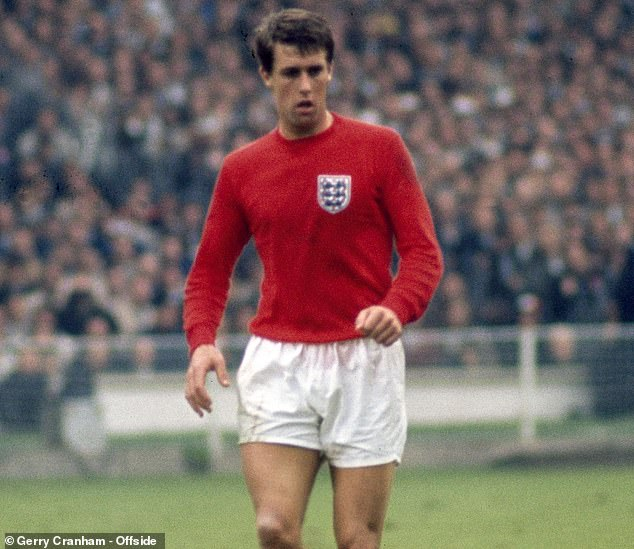 Hurst started out playing football on the streets before becoming a household name in 1966