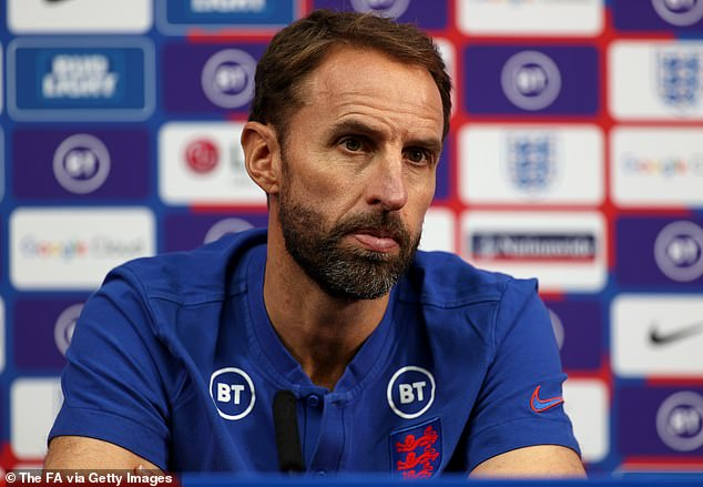 Gareth Southgate believes his England team could be forced to play in an empty stadium after ugly scenes involving fans at the Euro 2020 final
