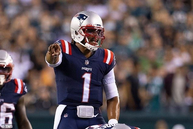 Cam Newton was released by the New England Patriots as they trimmed their roster to 53