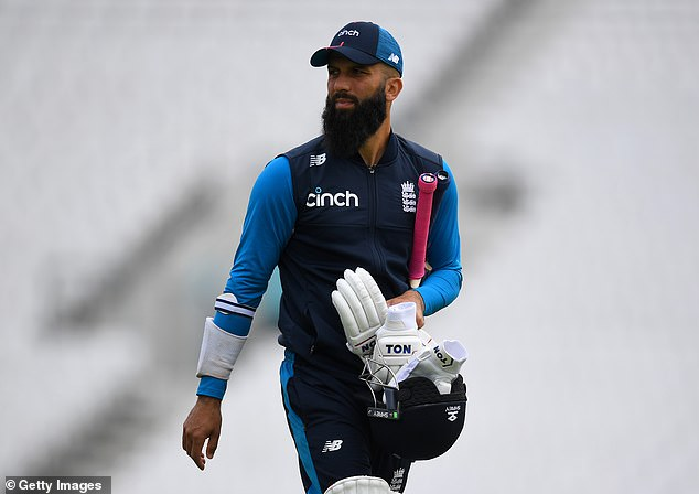 Moeen Ali will use his new vice-captain role to keep England calm on Thursday against India