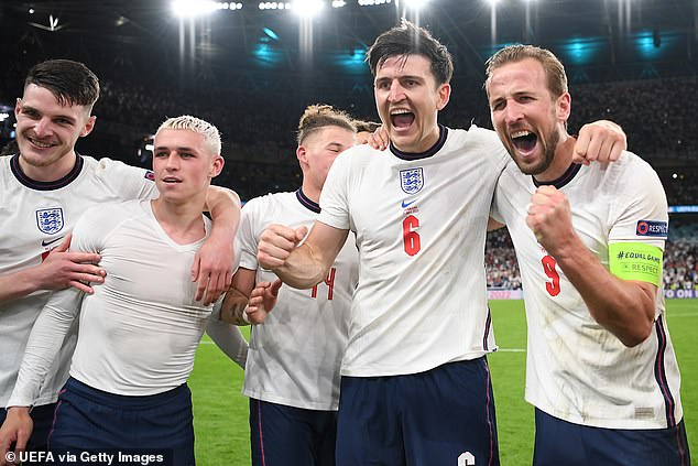 But he remains proud of the journey England went on as the prepare for the next chapter