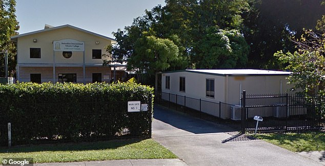 Students and staff of the Australian International Islamic College at Carrara are in 14 days quarantine after some students boasted about taking a trip to Melbourne during its lockdown