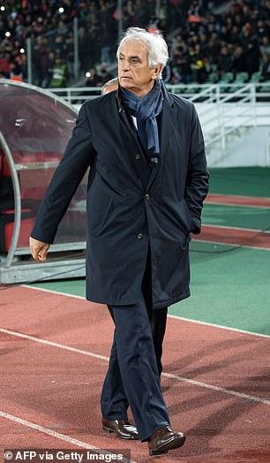 Vahid Halihodžić explained that he feels Ziyech is holding the national team 'hostage'