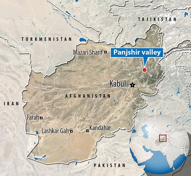 Under the leadership of Ahmad Massoud, son of a former Mujahideen commander, they have been holding out in Panjshir Valley, a steep valley that makes attacks from outside difficult