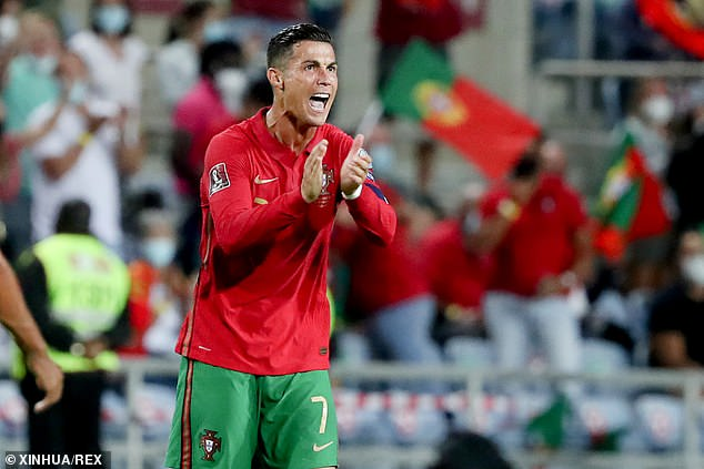 Cristiano Ronaldo has been given an early release from international duty by Portugal