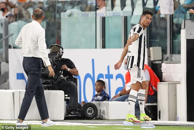 Allegri will have to fill the goals left by Ronaldo as Juventus eye Serie A glory this season