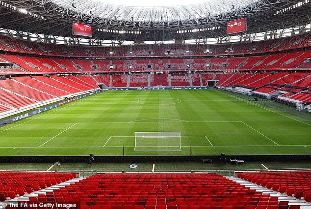England fans were subjected to racist abuse during their World Cup qualifier against Hungary at the Ferenc Puskas Stadium in Budapest on Thursday night