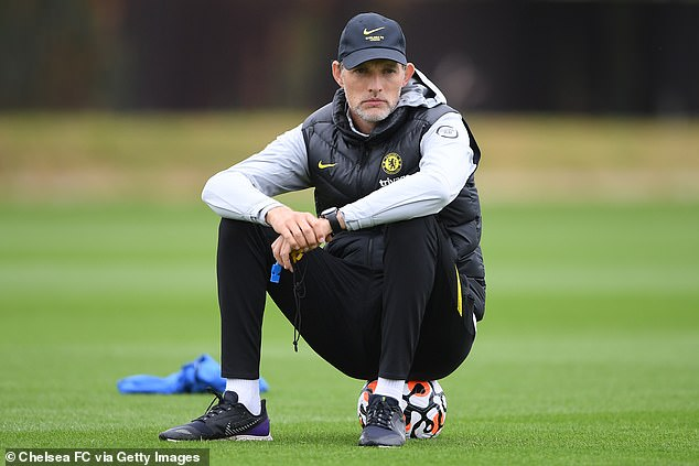 Blues boss Thomas Tuchel was keen to add the highly rated defender to his squad