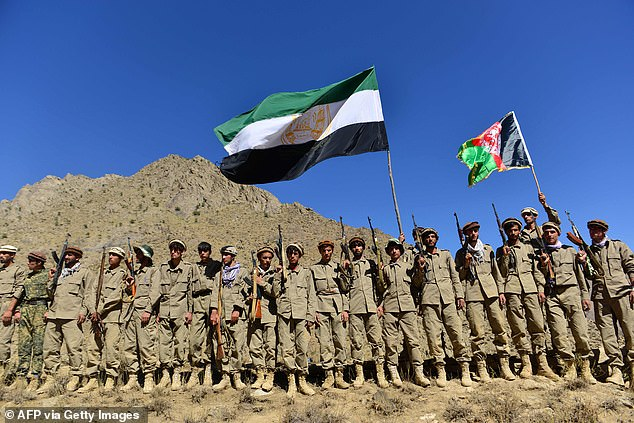 The National Resistance Front has managed to hold off the Taliban thus far in a heavily armed clash and are preventing the Taliban from solidifying total control of the nation