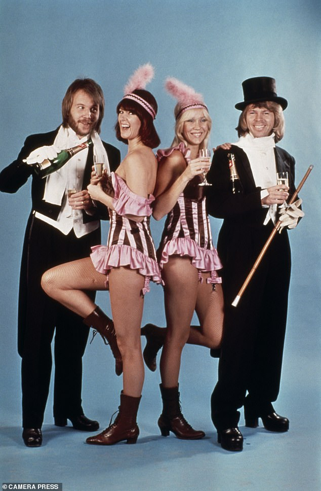 In 1979, at the height of Abba's fame, they split up — to the horror of Abba fans — and, at a stroke, blew away that wholesome image