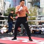 Boxer Oscar De La Hoya, 48, tests positive for COVID despite being fully vaccinated 💥👩💥
