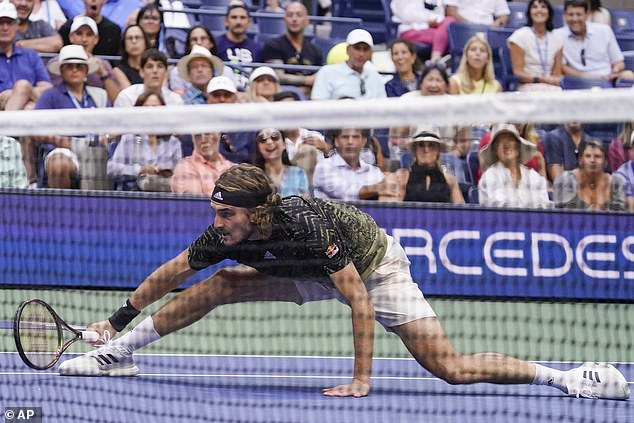 Tsitsipas insisted that criticism is unwarranted having enraged Andy Murray earlier this week