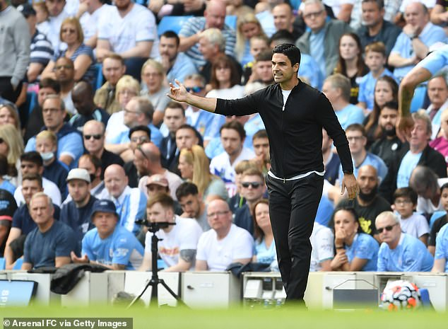 Cole said that Arsenal 'laid down and died' in their defeats to Manchester City and Chelsea