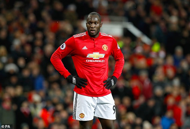 Lukaku, 28, acknowledged that Inter got him out of 'deep s***' during his United misery