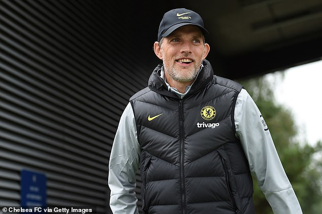 Chelsea manager Thomas Tuchel is eager to assess how the youngster fares in training