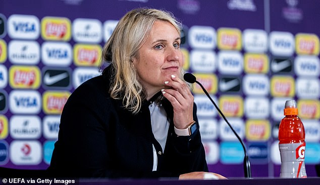 The result came after Chelsea boss Emma Hayes warned WSL players about greater scrutiny