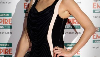 Heartbreaking:Stars from the world of entertainment have paid tribute to Girls Aloud's Sarah Harding following her untimely death to breast cancer at the age of 39 [pictured in 2010]