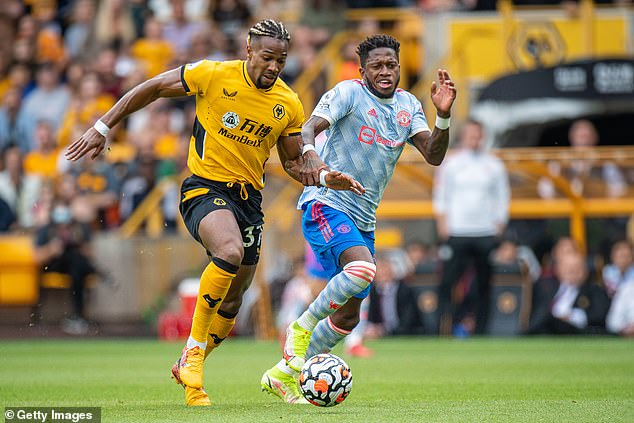 Wolves are planning to cash in on Adama Traore if he rejects their contract extension