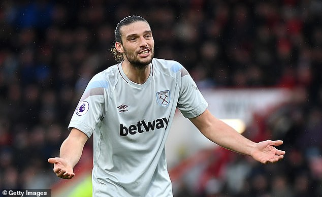Andy Carroll had flashes of brilliance but injuries often hampered him fulfilling his potential