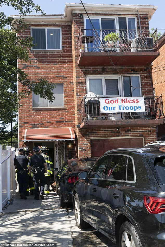 After finding three drowned bodies, FDNY continued to investigate the scene of the deaths Thursday, September 2