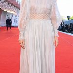 Venice Film Festival 2021: Maria Sharapova dons chiffon gown while Charlotte Gainsbourg wows in LBD 💥👩💥